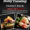 Family Pack: Special for 2