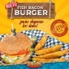 Fish Bacon Burger