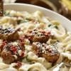 Steak Gorgonzola-Alfredo